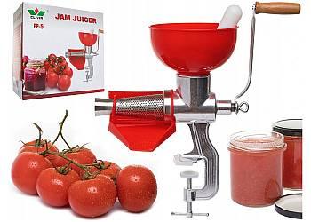 Wyciskarka do pomidorów i owoców