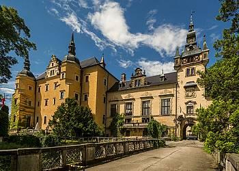 Zamek Kliczków i Folwark Książęcy