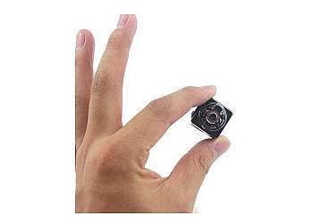 Kamera szpiegowska o dużej czułości
