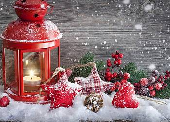 Święta na Mazurach